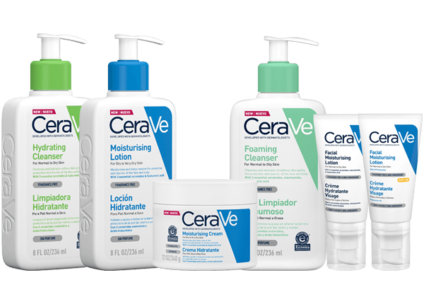 CeraVe Family of products